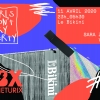 Girls Don't Cry Party #9 : BARBI(E)TURIX + VIKKEN + SARA ZINGER