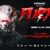 Fury #5 : SPITNOISE b2b LADY DAMMAGE + SICKMODE +  CRYOGENIC + RIOT SHIFT