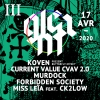 Gleam III : KOVEN + CURRENT VALUE + MURDOCK & MORE